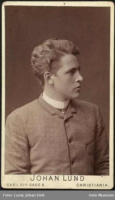 Johan Fahlstrøm.
