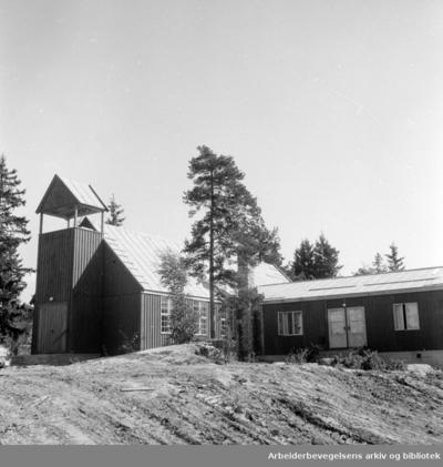 Lambertseter kirke