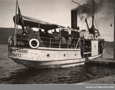 Dampskipet Stadshauptmand Schwartz