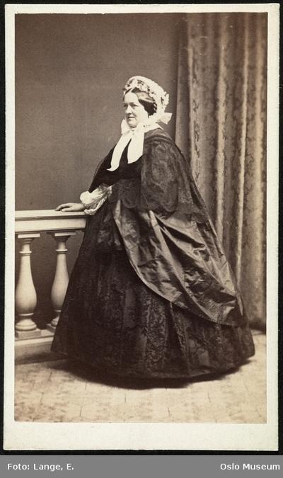 Cecilie Marie (Sille) Jørgensen.