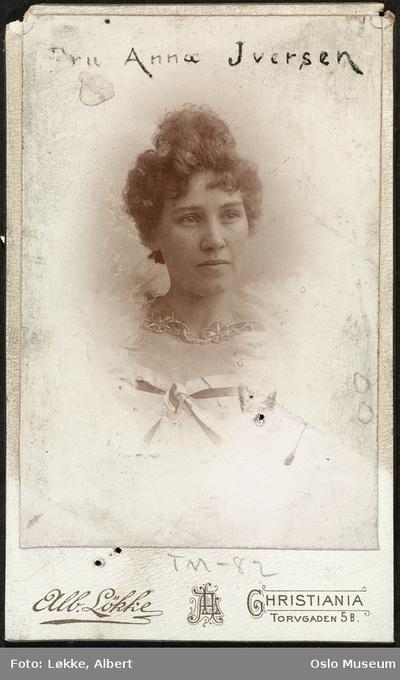 Anna Ivarson.