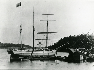 Skonnertskip 'Natal' (b