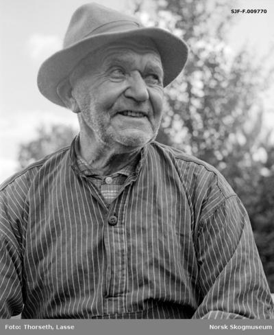 Portrett av småbrukeren