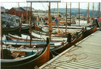 mange nordlandsbåter