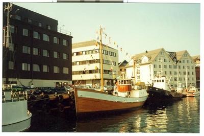 båt,havn,byggninger