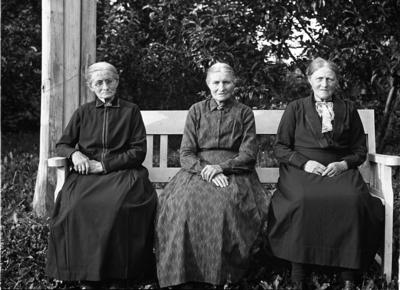 Tre eldre søstre