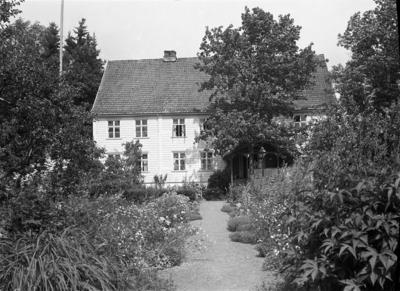 Våningshuset på Skaugerud (søndre) Kolbu