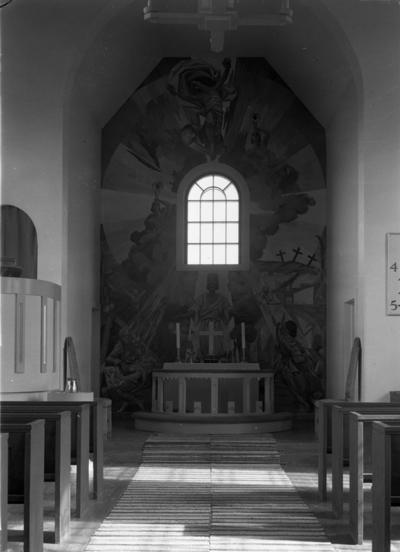 Kirkeinteriør