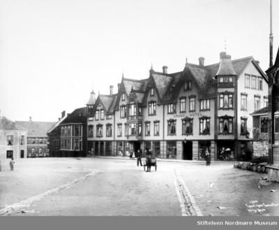 Det første Grand Hotell