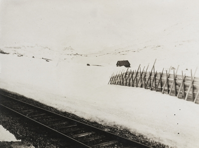 Bergensbanens nær Finse