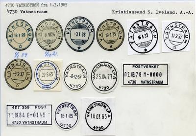 4730 Vatnestrøm (Vatnstraum)