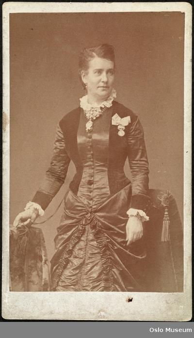 Lucie Wolf.