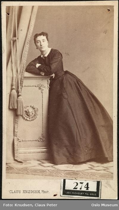 Dorina Merante-Gredelue.