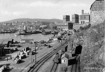 Fra Oslo havn