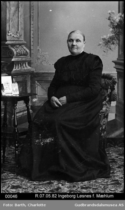 Ingeborg Løsnes