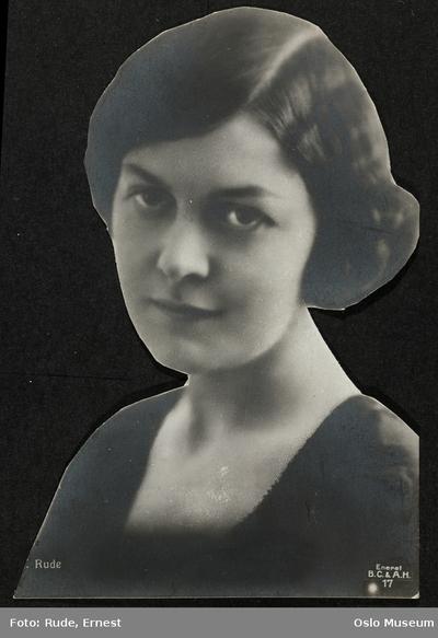 Kirsten Monrad-Aas.