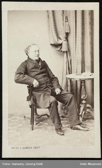 Ludvig Phister.