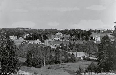 Bøverbru sett fra Håkonshallen