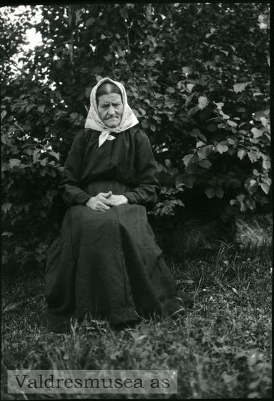 Portrett av Anne Listerud