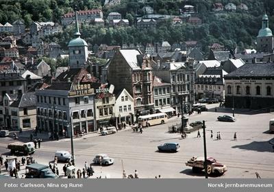 Motiv fra Bergen