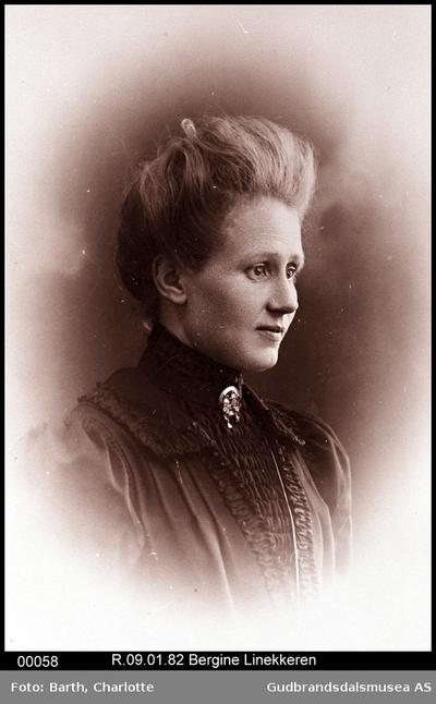 Bergine Hansdtr