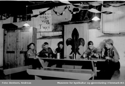 Honningsvåg speidertropp 1936