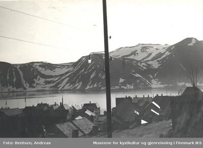 Honningsvåg før 1945