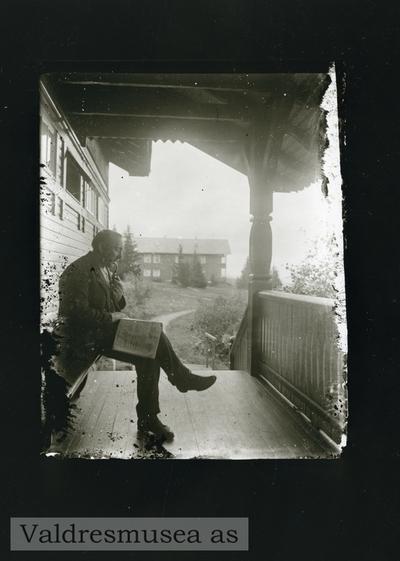 Fotograf Arne Lunde