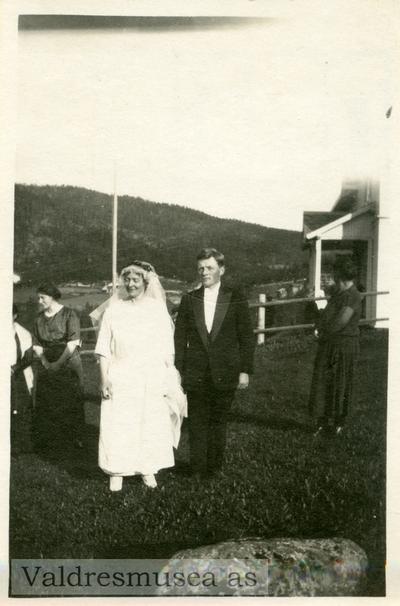 Anne og Olav Lundene