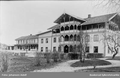 Glatved Hotel på Bilthuggertangen