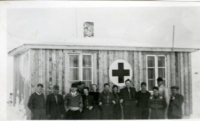 Røde Kors hytte Bjørnfjell