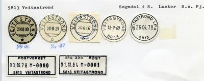 5813 Veitastrond (Veitestrand)