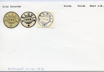 6132 Velsvik