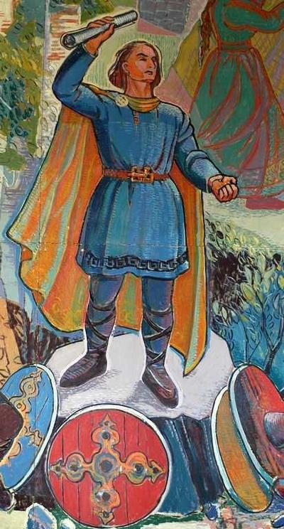 Maleri fra Ankenes Herredshus