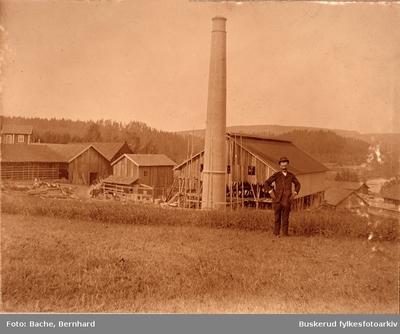 Hønefoss teglverk og kalkfabrikk