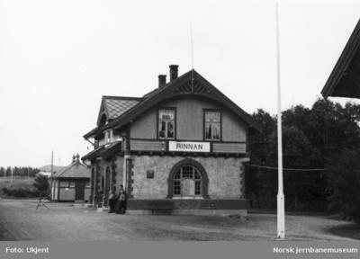 Rinnan stasjonsbygning