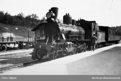 Damplokomotiv type 18c nr