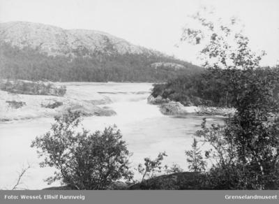 Harefoss i Pasvikdalen august 1897