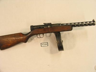 MP 7,62x25 PPD M 34/38