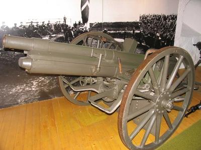 KANON, felt 7,5cm M1901 Rheinische