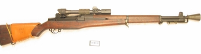 Skarpskyttergevær 30-06 Garand M1D