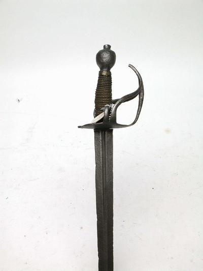 Jernfestet sabel 1680/1700