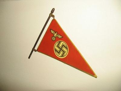 Kommandovimpel, tysk