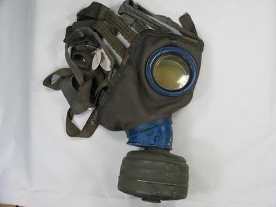 Gassmaske Tysk