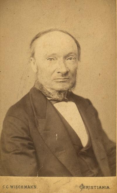 Ivar Aasen, 1871