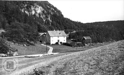 Under heia på Bjerland
