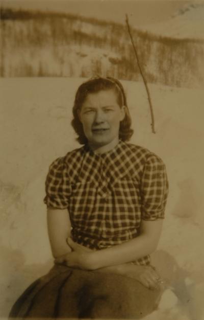 Portrett av en kvinne