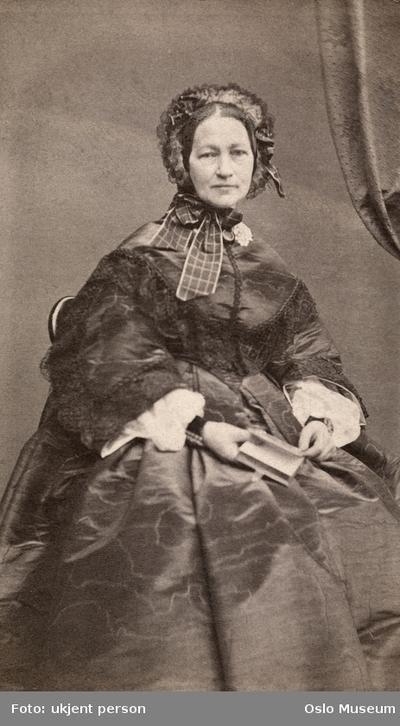 Henriette Wegner, f. Seyler.