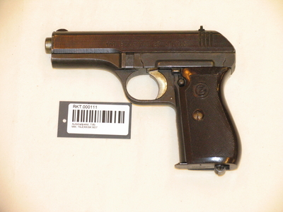Pistol 7,65 mm CZ M27
