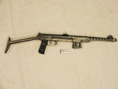 MP 7,62x25 PPS 43
